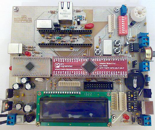 برد آموزشی ARM STM32